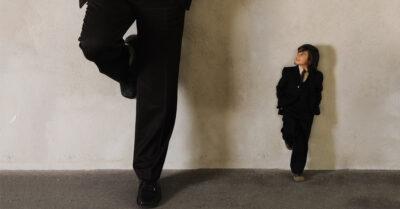 Hoogbegaafde kinderen voelen zich niet minder, ook al zijn ze kleiner